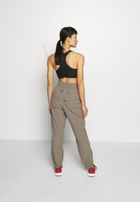 adidas by Stella McCartney - Outdoor trousers - brown - 2