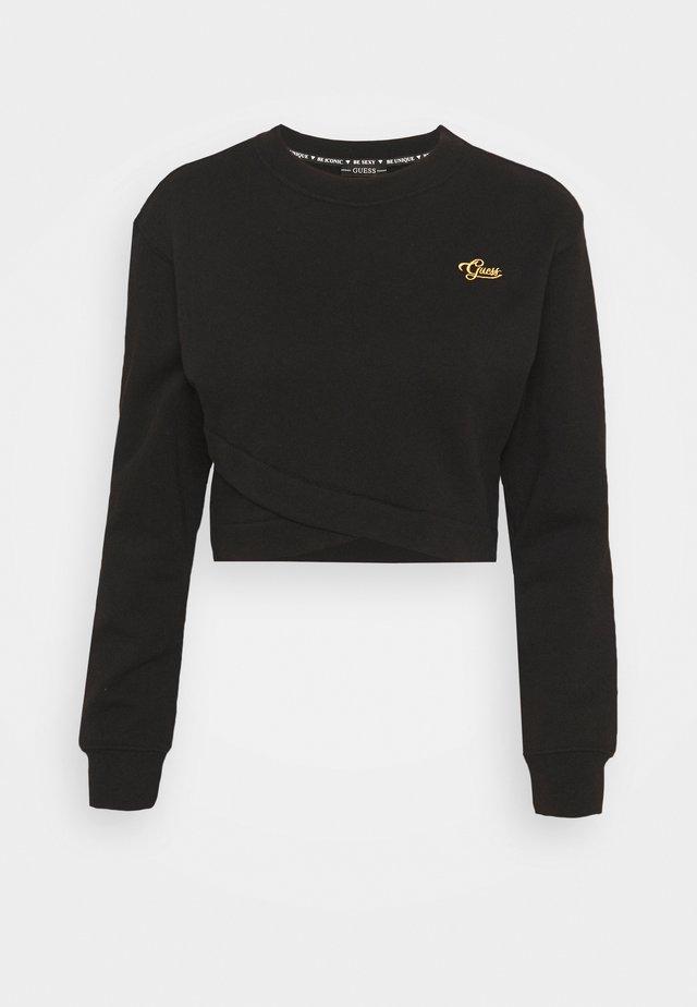 ESTELLE  - Sweatshirt - jet black