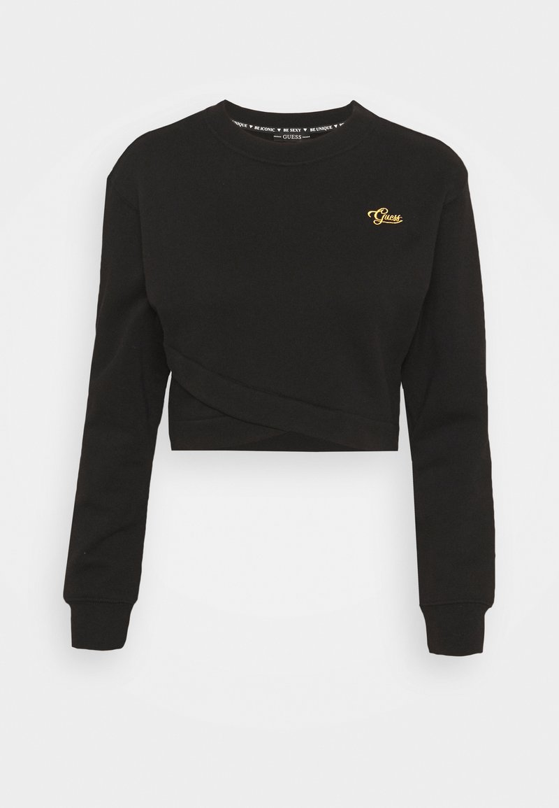 Guess - ESTELLE  - Sweatshirt - jet black