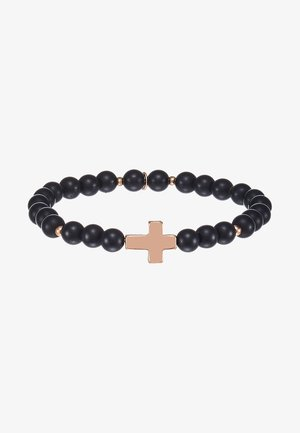 CROSS BREED BRACELET - Armbånd - black