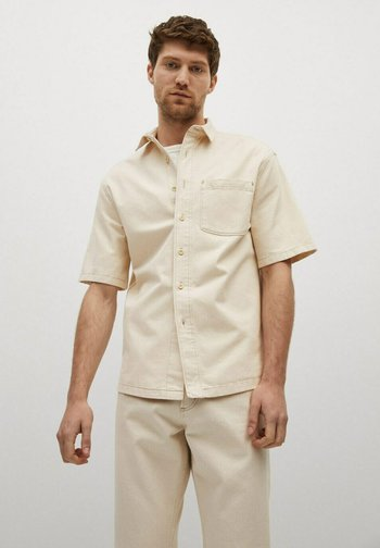 PAT - Overhemd - ecru