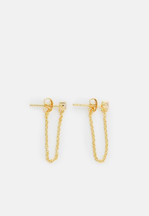 PRINCESS PICCOLO LUNGO EARRINGS - Orecchini - gold-coloured