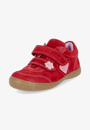 TURA - Touch-strap shoes - rot