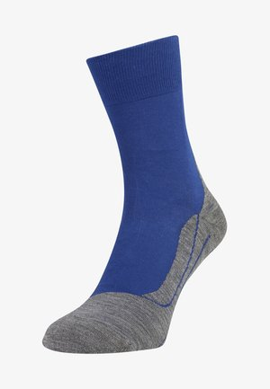 Sports socks - athletic blue