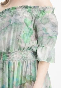 Nicowa - NERMINI  - Maxi dress - green - 3