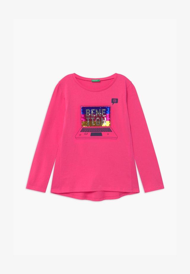 FUNZIONE GIRL - Maglietta a manica lunga - pink