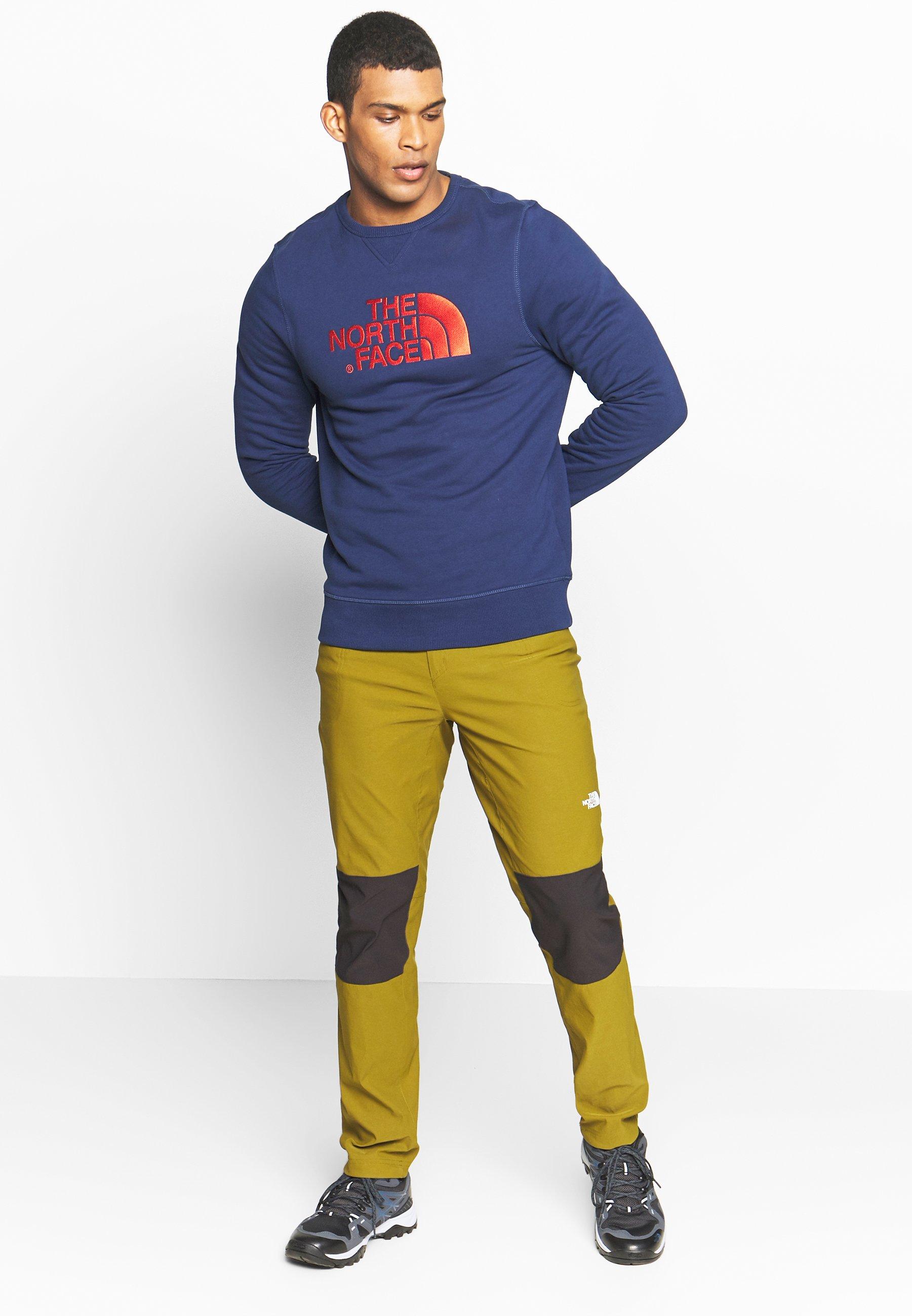 The North Face MEN'S CLIMB PANT - Pantalon classique - fir green/black