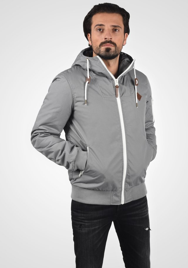 TILLY - Light jacket - light grey