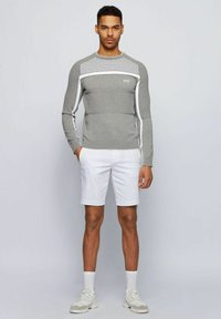 BOSS - REMI - Jumper - light grey - 1