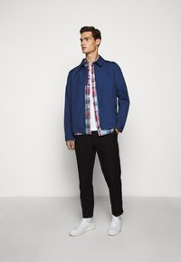 Barbour - ESSENTIAL CASUAL - Summer jacket - north sea blue - 1