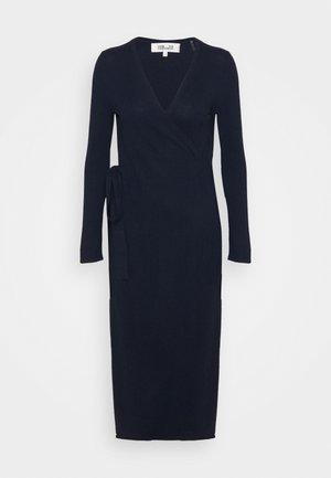 ASTRID DRESS - Jumper dress - new navy
