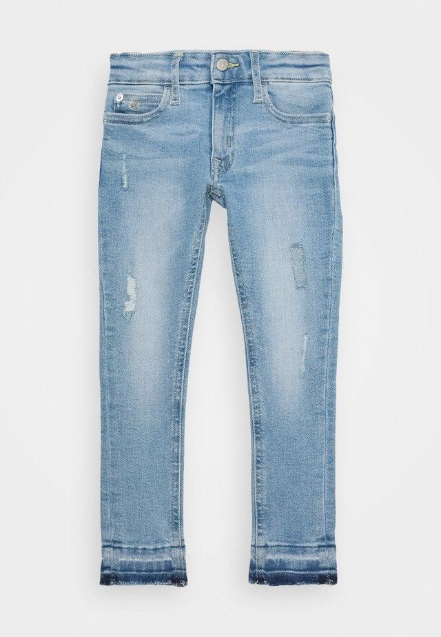 SKINNY MR LUSTER - Jeans Skinny Fit - blue