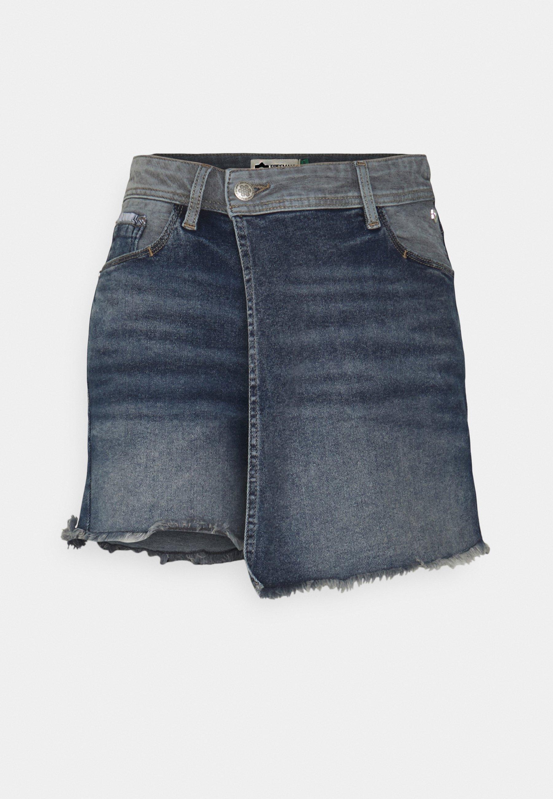 Women ESTELLE - Denim shorts