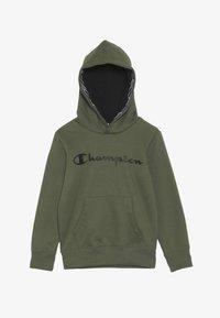 Champion - AMERICAN CLASSICS HOODED  - Hoodie - khaki - 3