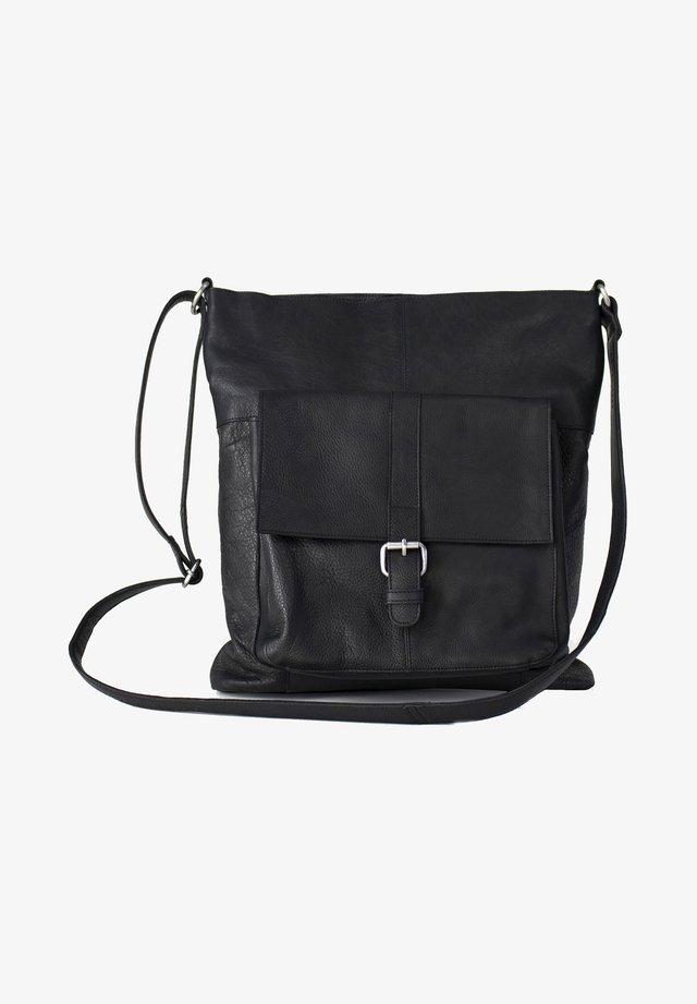 JINN - Across body bag - black