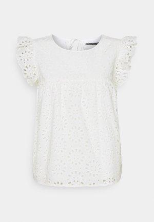 EVE PLAIN - Print T-shirt - birch