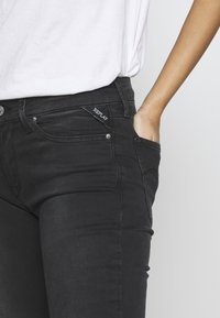 Replay - NEW LUZ - Jeans Skinny Fit - dark grey - 3
