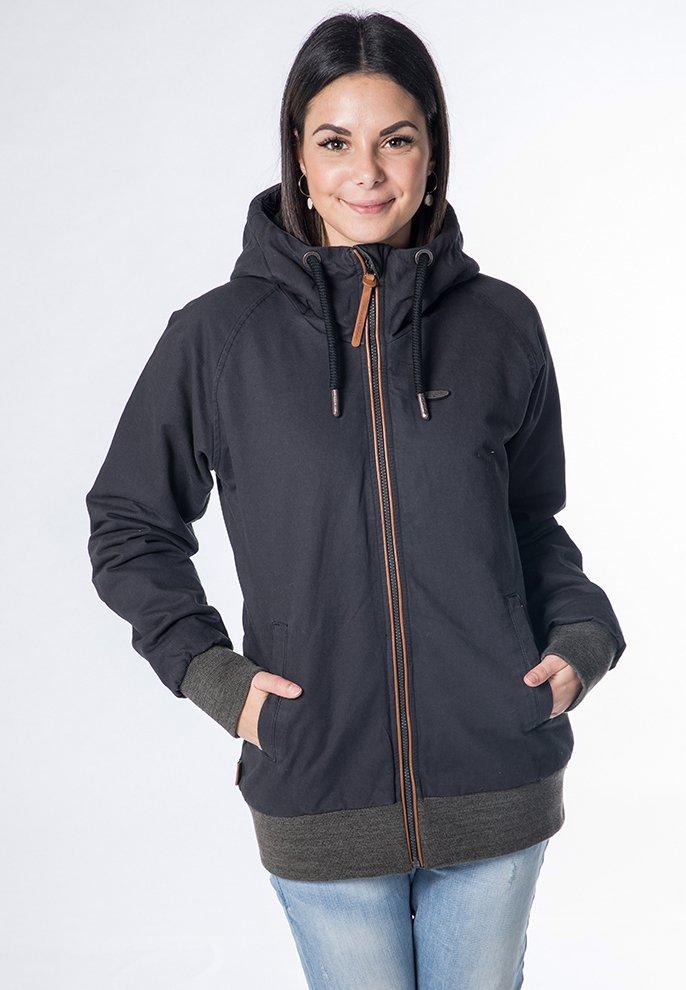 alife & kickin - JOHANNA  - Light jacket - black