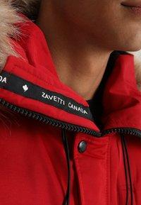 Alessandro Zavetti - OSHAWA - Winter jacket - red - 8
