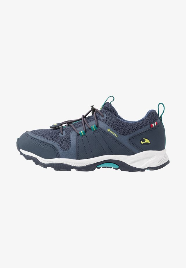 EXTERMINATOR GTX - Hiking shoes - navy/demin