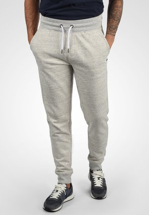 HENNY - Tracksuit bottoms - stone mix