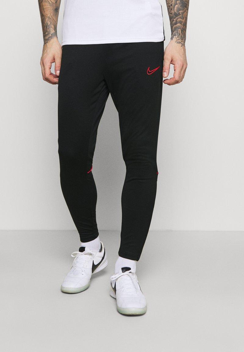 Nike Performance - ACADEMY 21 PANT - Træningsbukser - black/siren red