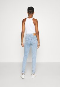 Levi's® - MILE HIGH SUPER SKINNY - Jeans Skinny - spill the tea - 2