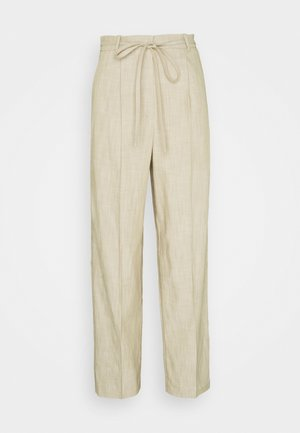 PATCHO - Trousers - beige