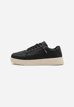 SILVERWOOD - Sneakers - regular black