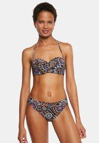 Desigual - Bikini top - black - 1