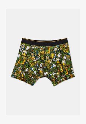 MET DESSIN - Panties - green