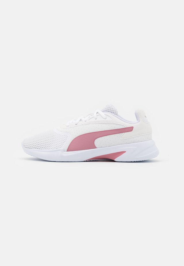 JARO - Chaussures d'entraînement et de fitness - white/high rise/rosewater/fizzy orange