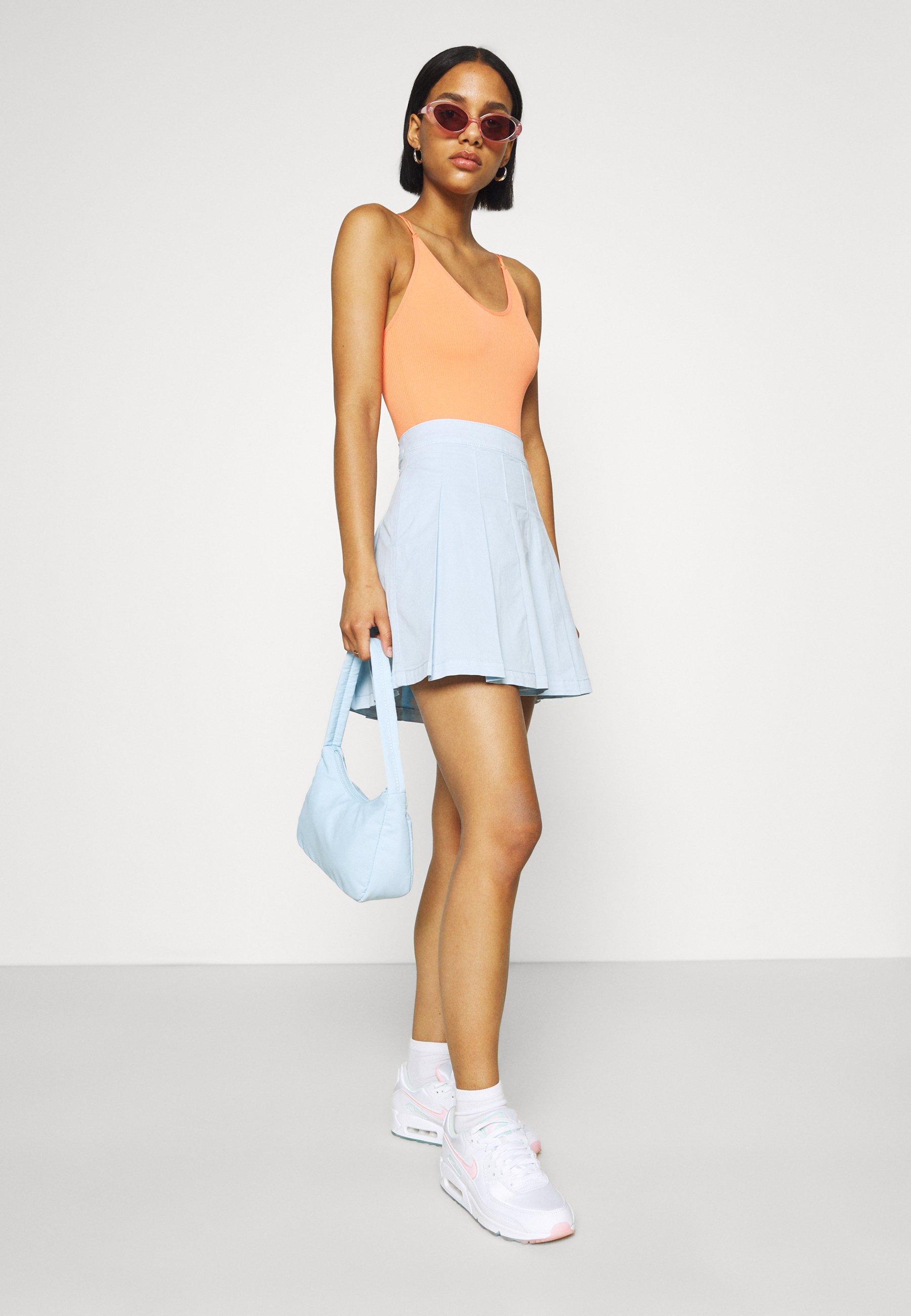 Mujer PLEATED SKIRT - Minifalda