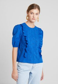 mint&berry - Blouse - turkish sea - 0