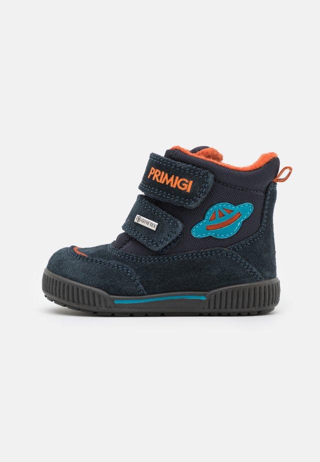 Zimní obuv - navy/blu scuro