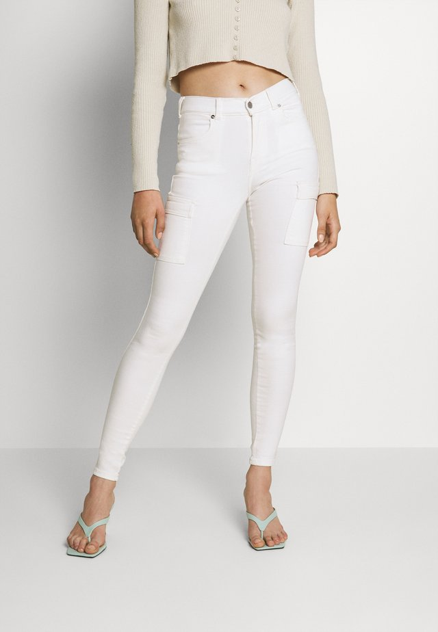 LEXY - Jeans Skinny Fit - off white