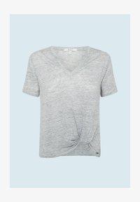 Pepe Jeans - DAPHNE - Basic T-shirt - gris marl - 4
