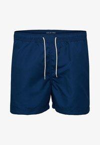 Selected Homme - Short de bain - estate blue - 4