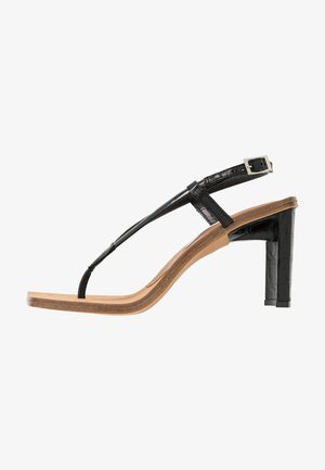 AILSA - High Heel Sandalette - black