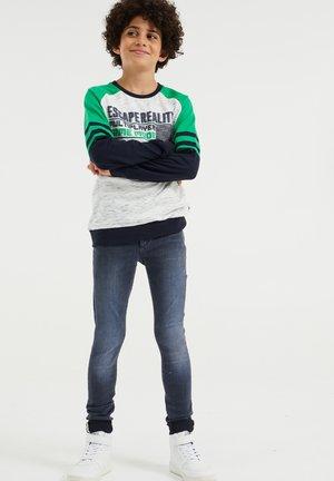 MET STRETCH - Slim fit jeans - dark grey