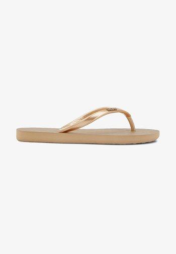 VIVA V  - Pool shoes - gold