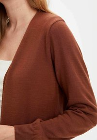 DeFacto - Strickjacke - brown - 4