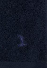 Möve - SUPERWUSCHEL UNISEX - Strandaccessoire - deep sea - 1