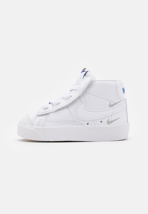 BLAZER MID '77 SE  - High-top trainers - white/black/hyper royal