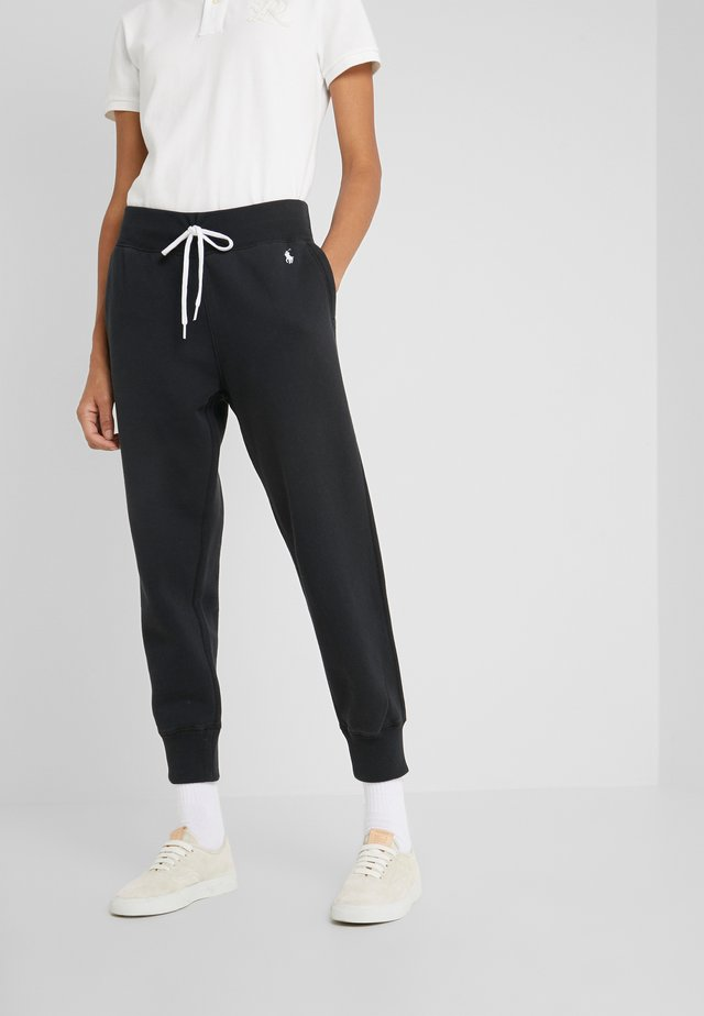SEASONAL - Pantalon de survêtement - polo black