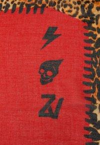 Zadig & Voltaire - KERRY ZV LEO - Chusta - passion - 2