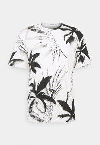 Jack & Jones - JORCOCO - Print T-shirt - cloud dancer - 0