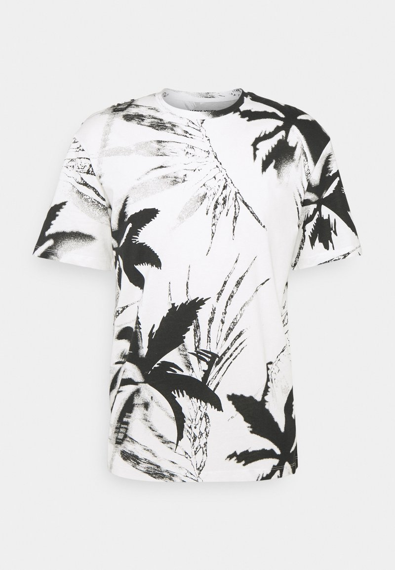 Jack & Jones - JORCOCO - Print T-shirt - cloud dancer