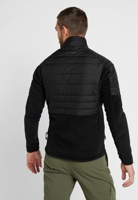 Mammut - INNOMINATA HYBRID JACKET MEN - Outdoor jacket - black - 2