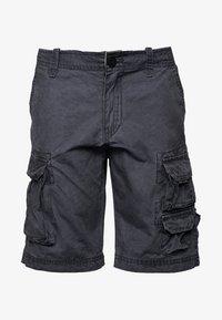 CODE | ZERO - Cargo trousers - anthracite - 0
